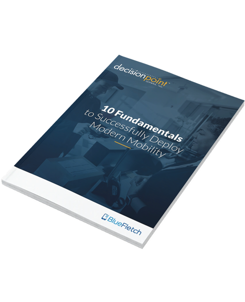 10 Fundamentals to Successfully Deploy Modern Mobility
