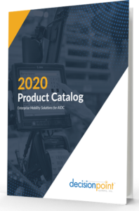 2020 product catalog close up
